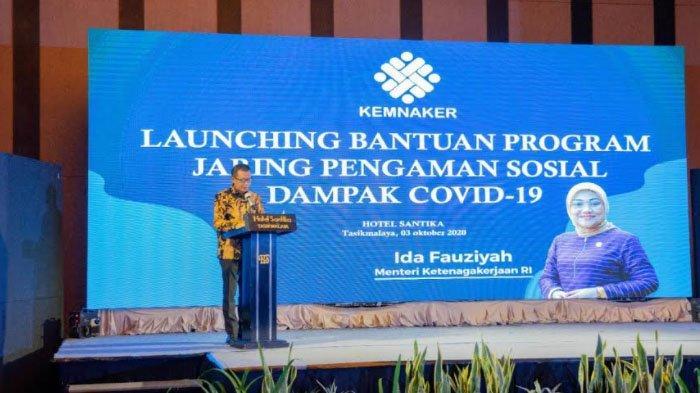 Jaring Pengaman Sosial Covid-19, Keberpihakan Menteri Ida pada Kaum Pekerja