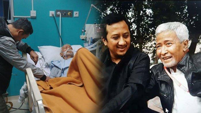 Innalillahi Wa Innailaihi Rojiun Ayah Ustadz Yusuf Mansur Meninggal Dunia, Sang Dai Merasa Bersalah