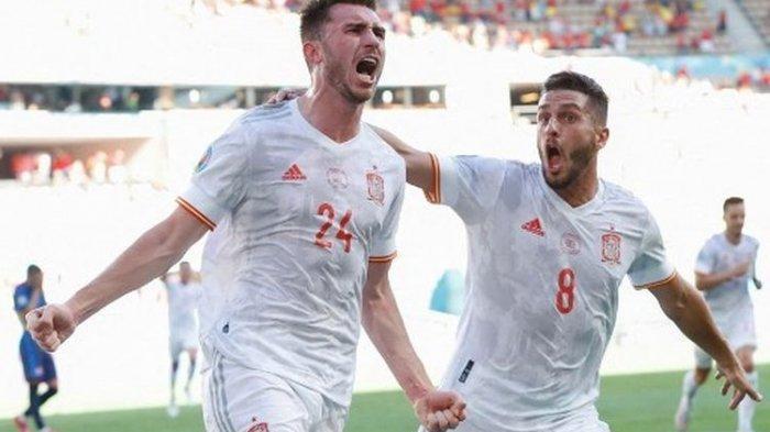 Jelang Italia vs Spanyol di Smifinal EURO 2020, Dua Pemain La Ruria Roja Terancam Tidak Bisa Tampil