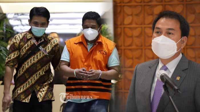 Sikap DPR Seusai Azis Syamsuddin Disebut Terseret Kasus Suap Penyidik KPK, Ini Peran dan Biodatanya