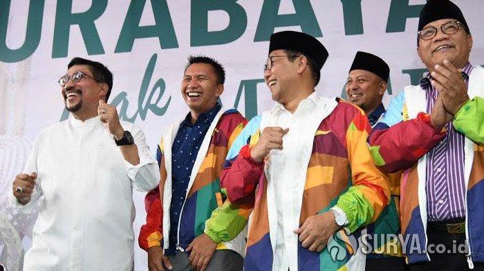 Azrul Ananda Direkomendasikan Dampingi Machfud Arifin di Pilwali Surabaya 2020, Begini Respon Bonek