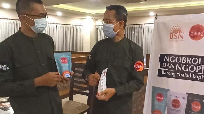 Pasar masih Menjanjikan, BSN Pasarkan Kopi Lereng Bromo dengan Target 1 Ton Per Bulan
