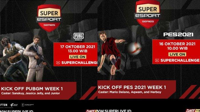 Jelang Kick Of Babak Kualifikasi Super Esports Series Season 1, Peserta Siap Uji Adrenalin