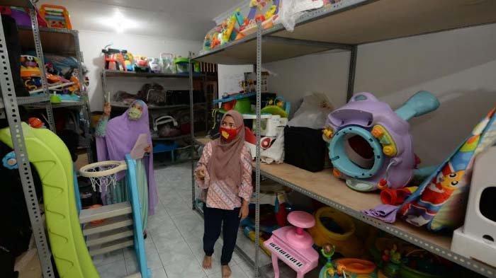 Khawatir Main ke Play Ground, Alasan Orangtua Pilih Sewa Mainan Anak di Masa Pendemi