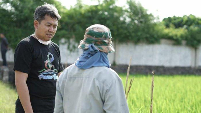Program Rp 300 Juta - Rp 500 Juta Per Dusun Jadi Andalan Bacabup Sidoarjo Mas Iin