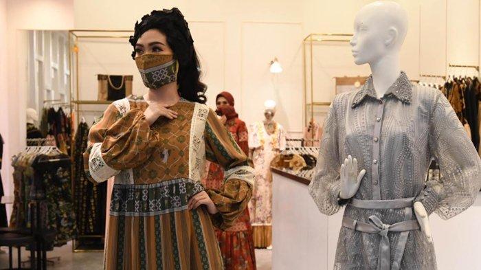 Tetap Modis di Rumah dengan Busana Daily Dress Rancangan Desainer Ulfa Mumtaza