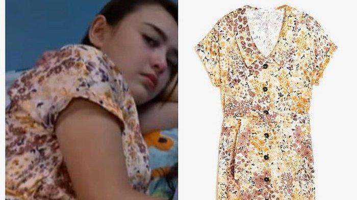 baju tidur Amanda Manopo