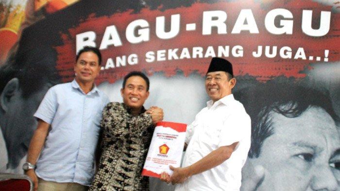 Cak Har OptimistisDapat Rekomendasi Prabowo Maju Pilwali Surabaya 2020