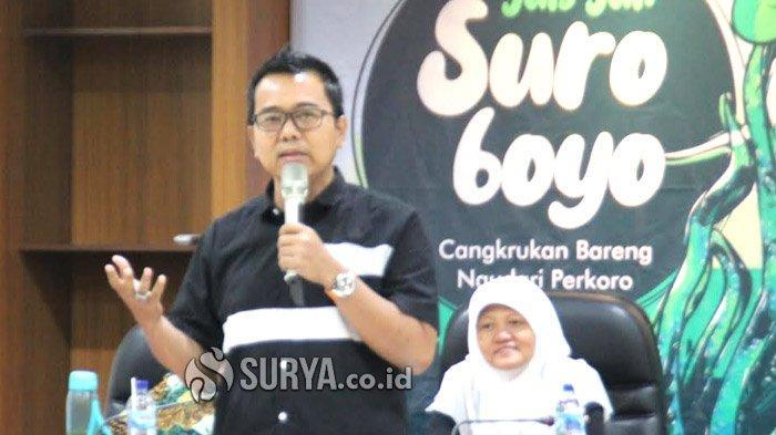 Paparan Visi Misi M Sholeh di Konvensi Bacawali Surabaya, 4 Program ini Prioritasnya