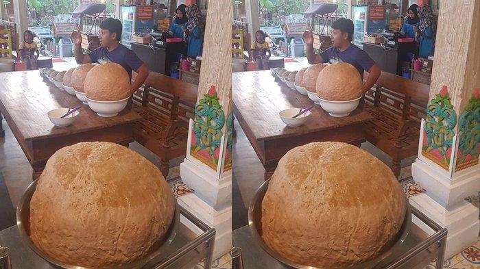 Bakso Jumbo Seberat 55 Kilogram, Bikin Penasaran Pecinta Kuliner, Gimana Sih Cara Bikinnya?