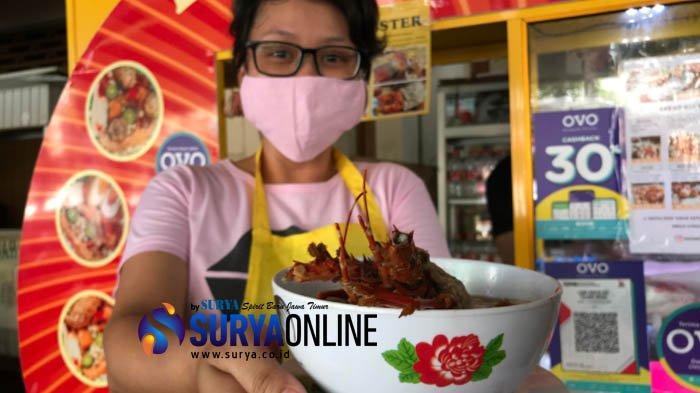 Video - 'Nyobain' Bakso Lobster di Bakso Aci Tulang Muda Mami Gemes GWalk Surabaya