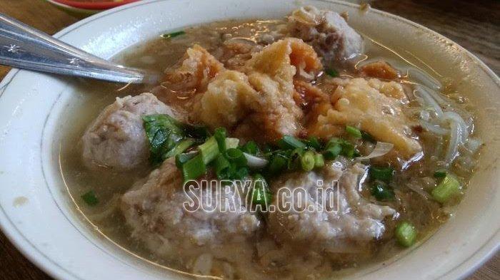 Enam Kuliner Bakso di Kota Surabaya, Ada yang Super Pedas Hingga Beragam Isiannya