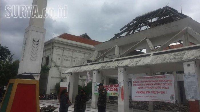 Biasa Tampil di Balai Pemuda, Pertunjukan Reog Sementara Pindah ke Balai Kota Surabaya
