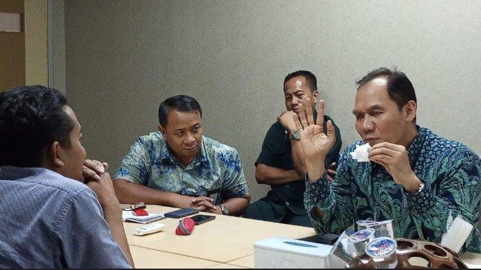 Berkunjung ke Kantor Redaksi Surya, Bambang Haryo Cerita tentang Komitmen Berpolitik di Usia 50