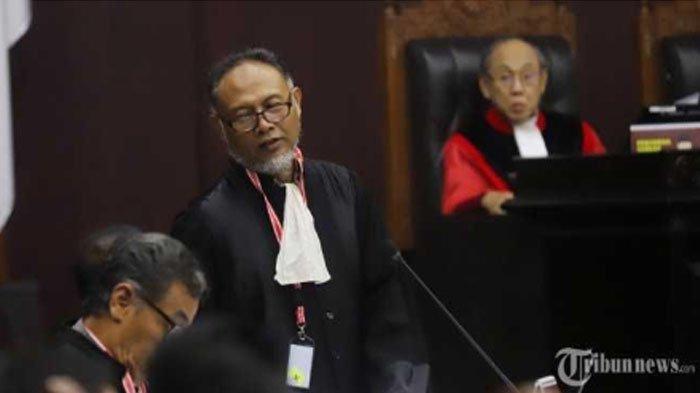 Bambang Widjojanto Tak Bisa Buktikan Kecurangan, TKN: Statemennya Jadi Bahan Tertawaan Dunia Advokat