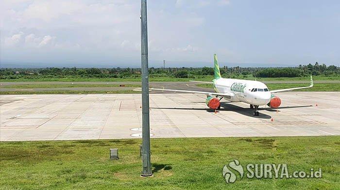 Dampak Erupsi Gunung Raung, Bandara Banyuwangi Ditutup Lagi, Tujuh Penerbangan Terimbas