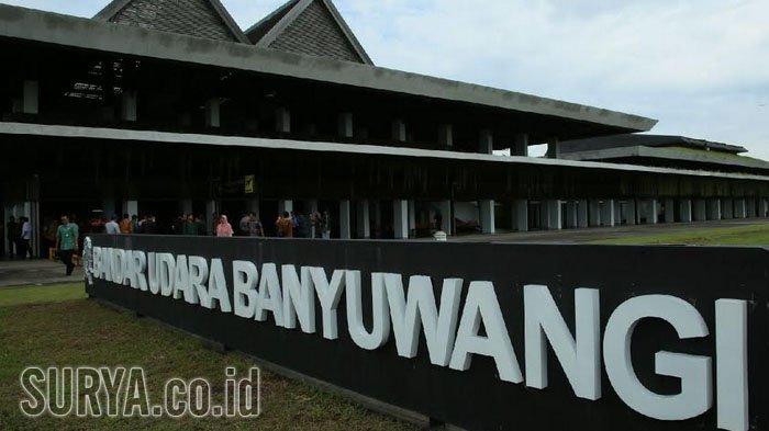 Dampak Wabah Virus Corona, Banyuwangi Tunda Direct Flight ke China