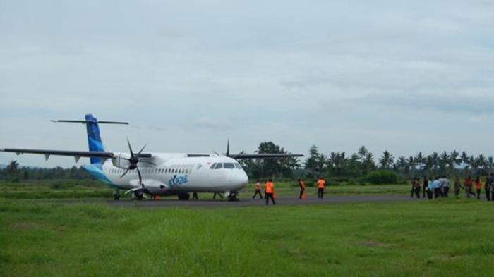 Bandara Blimbingsari Ditutup Sampai Jumat