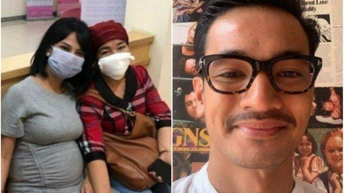 Bandingkan Foto Vanessa Angel & Ibu Mertua Dulu dan Sekarang, Bibi Ardiansyah bak Menghilang