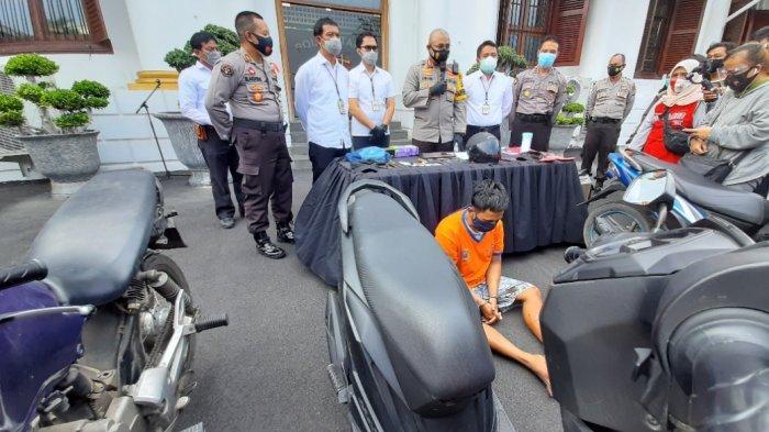 Raja Tega Curanmor Ditembak Mati, Serang Anggota Polrestabes Surabaya dengan Pisau Penghabisan