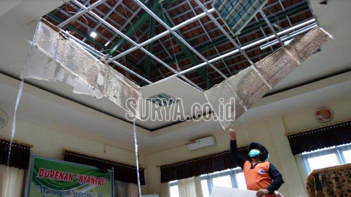 Update Dampak Gempa di Malang, Sebanyak 23 Bangunan Rusak di 8 Kecamatan di Trenggalek