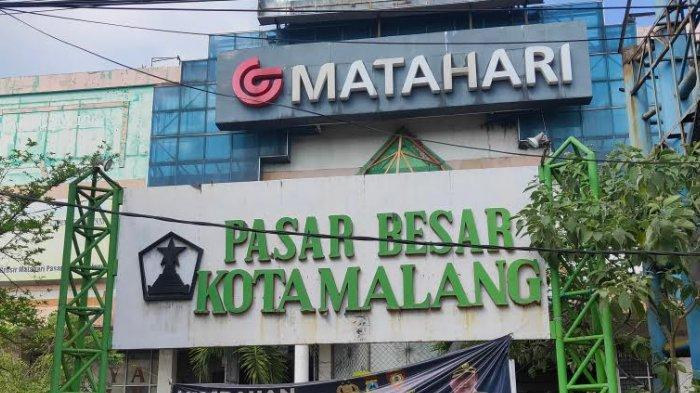 Masih Mangkrak, DED Revitalisasi Pasar Besar Kota Malang Akan Dikaji di Tahun 2021