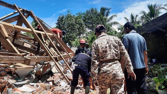Dana Bantuan Rekonstruksi akibat Gempa Lumajang Diperkirakan Cair 5 Bulan Lagi