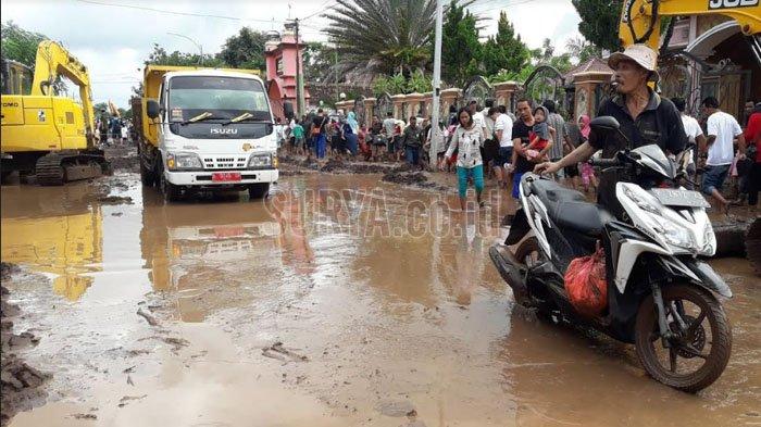 Antisipasi Banjir, Banyuwangi Normalisasi Puluhan Sungai dan Buat Sodetan Air Baru