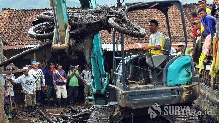 UPDATE - Data Kerusakan Akibat Banjir Bandang di Kecamatan Ijen Bondowoso