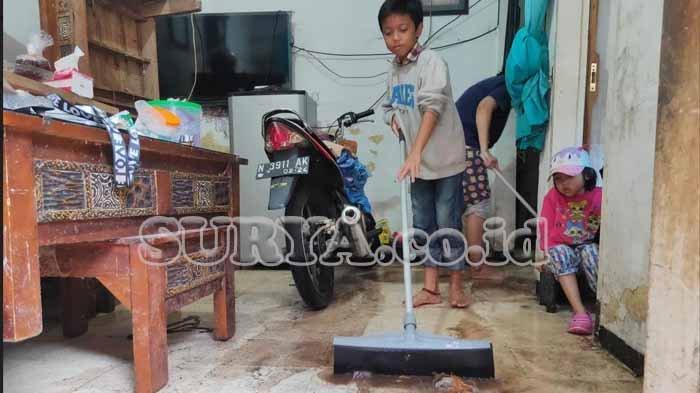 Viral Banjir di Lowokwaru Kota Malang Terparah Sejak 2019, Wali Kota Sutiaji Sebut 3 Penyebab