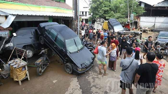Ahok Angkat Bicara Soal Banjir Jabodetabek Tewaskan 43 Orang, Komentar Kali Ini Lain dari Sebelumnya