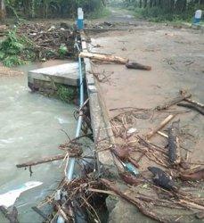 Foto BPBD Kabupaten Malang: Banjir melanda Desa Sidoasri, Kecamatan Sumbermanjing Wetan, Kabupaten Malang. Meluapnya air diakibatkan hujan yang mengguyur pada Senin (19/10/2020) sekira pukul 12.00 hingga 21.00 waktu setempat.