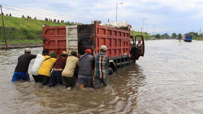 Banjir Porong Sidoarjo Terjadi Karena Sungai Mengalami Pendangkalan