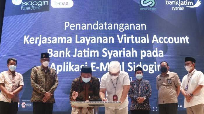 Bank Jatim Permudah Layanan Transaksi OPOP lewat Kartu OPOP Jatim Berdaya