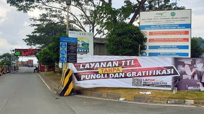 Begini Upaya Terminal Teluk Lamong Dalam Memberantas Pungli