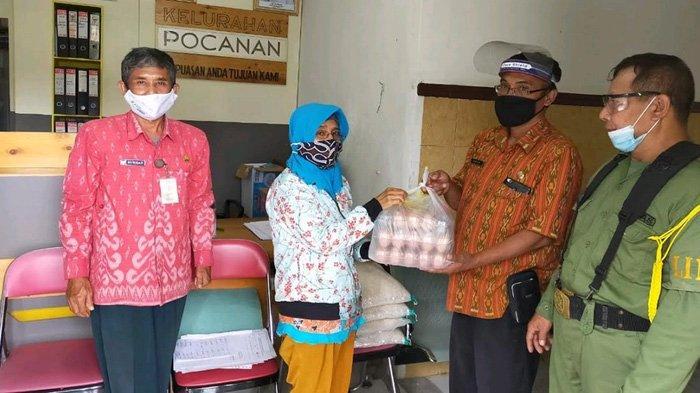Jalani Isolasi Mandiri, Warga di 23 Kelurahan Mendapat Bantuan Paket Sembako