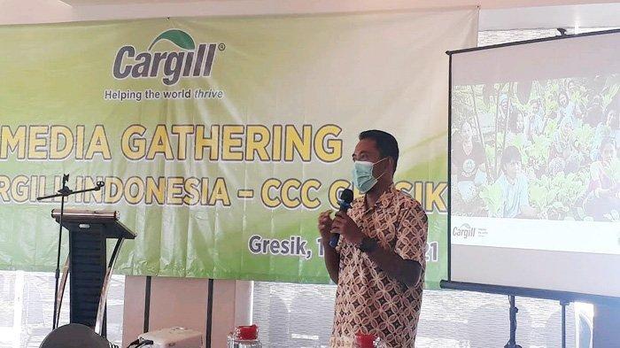 Asuh Anak-Anak Stunting di Gresik, PT Cargill Indonesia Bantu Perbaikan Kesehatan dan Sarana Umum