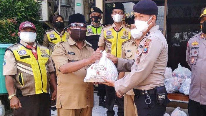 Jadi Garda Perlawanan Covid-19, Anggota TNI-Polri dan Nakes pun Mendapat Bantuan