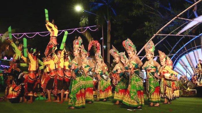 Festival Kuwung Hadirkan Gemilangnya Ragam Seni Budaya Banyuwangi