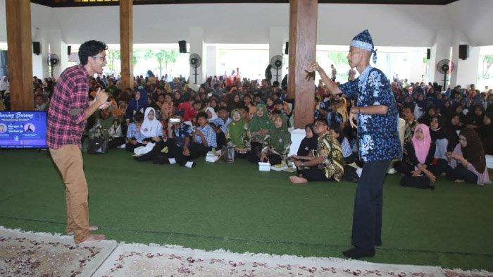 Cara Pemkab Banyuwangi Semangati Anak Muda untuk Kembangkan Potensi Diri