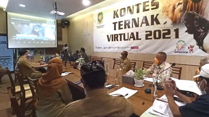 Pemkab Banyuwangi Gelar Kontes Hewan Ternak secara Virtual, Diikuti 200 Peternak dari 25 Kecamatan