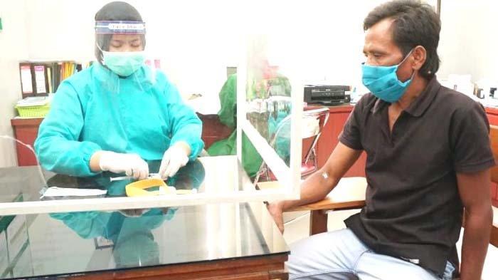 Respons Kebijakan Pemprov Bali, Pembkab Banyuwangi Gratiskan Rapid Test Sopir Logistik akan ke Bali