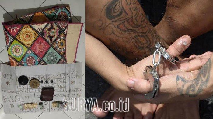 Asyik Main Judi Dadu Kopyok, Polisi Tangkap Empat Warga Mlarak Kabupaten Ponorogo