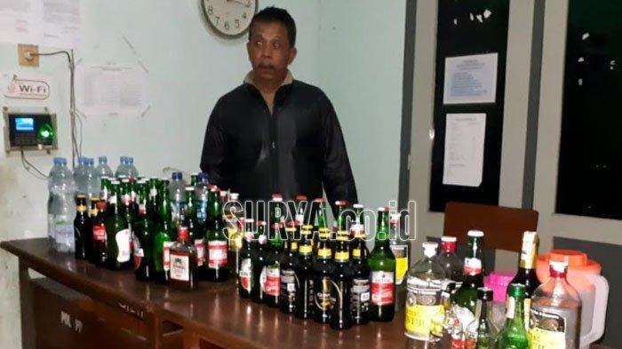 Orangtua Lari ke Minuman Akibat Stres Damping Anak Bersekolah Daring