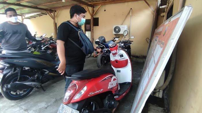 Polisi Temukan Kendaraan Milik Korban Pembunuhan di Trowulan Mojokerto, Saksi Lihat Terduga Pelaku