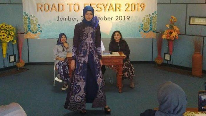 Batik Ambulu Bakal Mewarnai Alun-Alun Jember