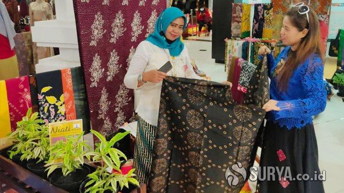Gali Ragam Potensi Batik Malangan, Puluhan Perajin Unjuk Karya di Batik Kucecwara 2020