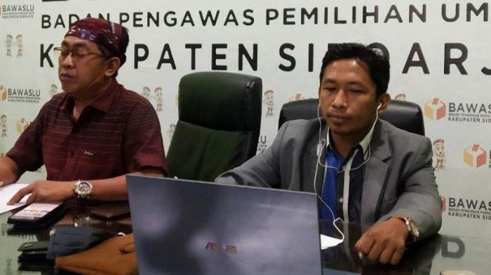 Bawaslu Usul Penyadapan untuk Cegah Politik Uang dalam Pilkada Sidoarjo