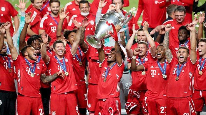 Hasil Final Liga Champions: Bayern Raih Gelar Juara Keenam Kali Usai Kalahkan PSG dengan Skor 1-0