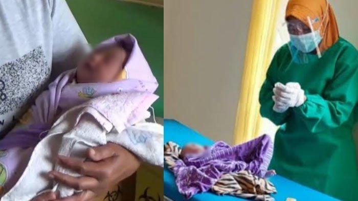 Bayi Dibuang di Teras Rumah Warga Maospati Kabupaten Magetan, Begini Kondisinya